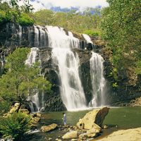 Mackenzie Falls in the Grampians